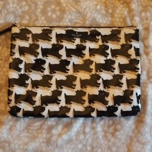 Nwot Kate spade makeup bag / clutch